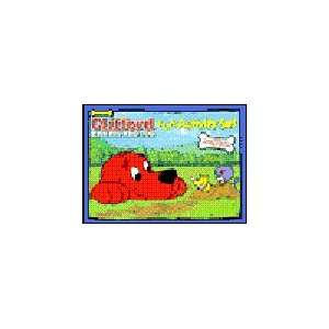 Clifford the Big Red Dog Fun Activity Set (Boxed Set