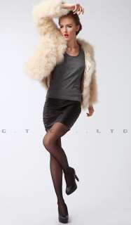 0001 turkey fur Coat coats Jacket overcoat garment outwear for women