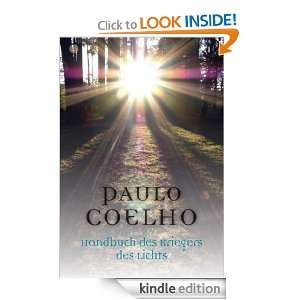 Kriegers des Lichts (German Edition) eBook: Paulo Coelho: Kindle Store