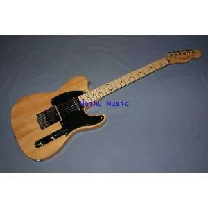 tele st 250 electric guitar nature color china factory