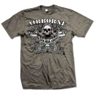 NEW U.S. Army Airborne Death From Above Tshirt   Large   Ships in 24