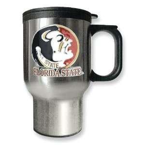 Florida State University 16oz Stainless Steel Travel Mug