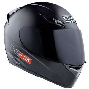 AGV K3 Solid Full Face DOT ECE2205 Motorcycle Street Race