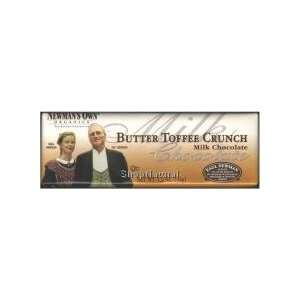 Milk Chocolate w/Butter Toffee Crunch, Organic, 1.2 oz., package of 24