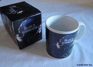 BLACK SABBATH Reunion NEW 12oz COFFEE MUG