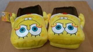 Spongebob Squarepants Cosplay Adult Plush Rave Shoes Slippers 11