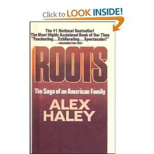 Roots (9780808511038): Alex Haley: Books