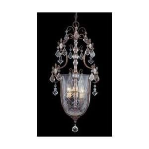 7 1830 3 8   Savoy House   Alessia   Three Light Pendant
