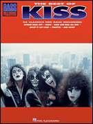 KISS   GENE SIMMONS BASS GUITAR TAB MUSIC SONG BOOK NEW
