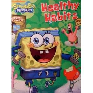 Nickelodeon SpongeBob SquarePants HEALTHY HABBITS Toys & Games