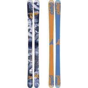 Atomic Pimp Alpine Ski: Sports & Outdoors