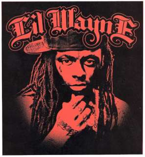 Lil Wayne Rapper Fleece Throw Blanket Afghan