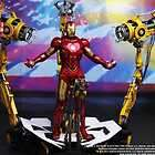 Custom Made Iron Man MK4 6 Warmachine Suit Amour helmet costume prop