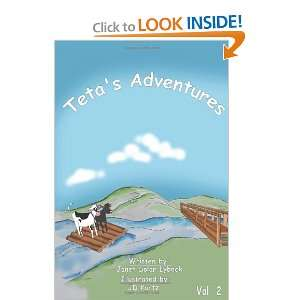 Tetas Adventures Vol 2 (9780985034306): Janet Solar