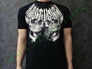 Hostility Clothing Harley MMA shirt UFC Sz M
