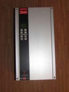 DANFOSS 175H1741 5HP VARIABLE SPEED DRIVE 5 HP 3006 VLT
