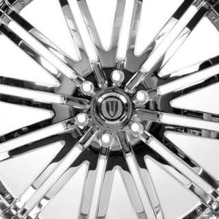 26inch Wheels Rims Chevy Escalade Ford Ram H3 Almada
