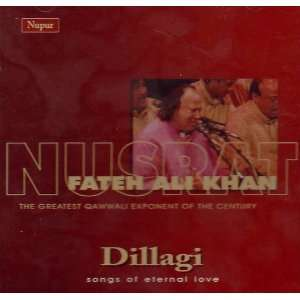 Dillagi(Nusrat Fateh ali khan/Indianquawaali/ spiritual/ devotional