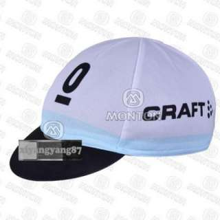 Cycling Bicycle bike outdoor sport Ventilation hat cap White