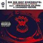 Various Artists So So Def Definition Of A Remix CD