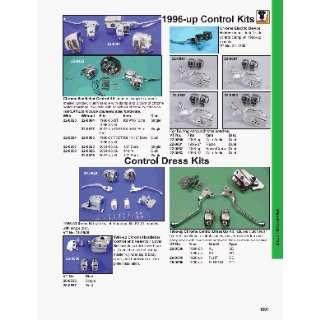 Control Kit  Chrome  W/Chrome Switch Set Automotive