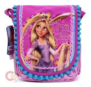 Disney Princess Tangled Rapuzel School Backpack Lunch Bag 5