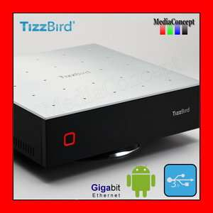 F30 4th Generation Smart Network Media Player, Android 2.3 OS, USB 3.0