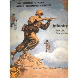 United States Army Training Center Infantry Fort Dix, N. J