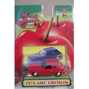 1974 AMC Gremlin Red Die cast 164 (Fresh Cherries Toys