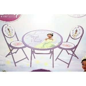 Princess And The Frog Table And Chair Set Disney Princess and the ...