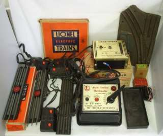 VTG LIONEL AMERICAN FLYER O / HO TRAIN ACCESSORIES SWITCHES