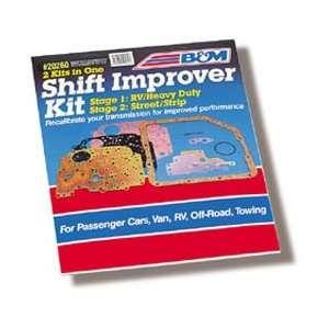 Automatic Transmission Components   BandM Shift Improver Kits Shift