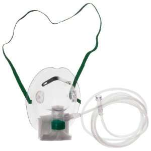 Think Safe MO2MASK NR Non Rebreather Oxygen Mask and 7 Adult Tubing