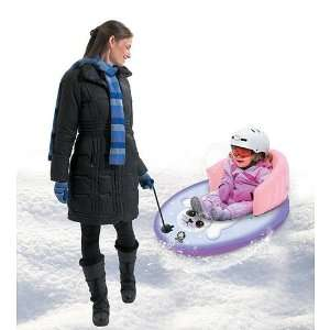 33 inch Baby Seal Snow Sled: Toys & Games