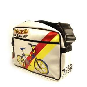 Raleigh Burner BMX SATCHEL 1982 Retro BAG: Home & Kitchen