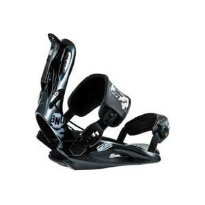 GNU Backdoor Fastec Mens Snowboard Binding: Sports