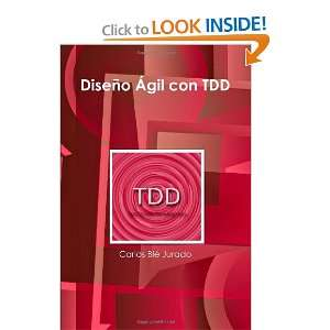 con TDD (Spanish Edition) (9781445264714): Carlos Blé Jurado: Books
