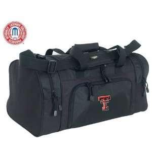 Texas Tech Red Raiders Black Sport Duffle Bag