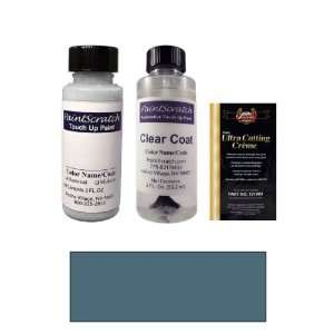 Oz. Twilight Blue Metallic Paint Bottle Kit for 1988 Dodge Ram Van