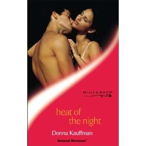 THE NIGHT (SENSUAL ROMANCE S.) (9780263832785) DONNA KAUFFMAN Books