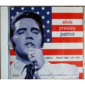 Elvis Presley An American Trilogy Very RARE Collectors CD