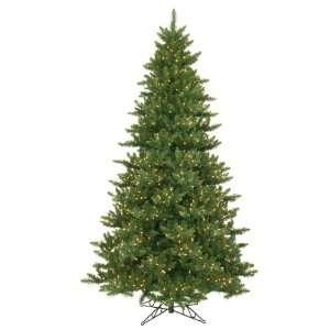 15 Foot, Prelit Artificial Christmas Tree, Camdon Fir