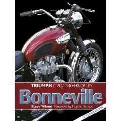 Triumph Bonneville T120 T140 motorcycle twin Hinckley