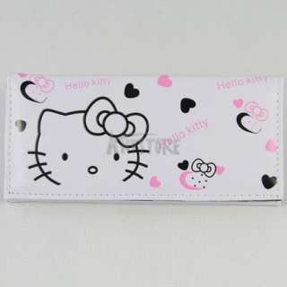 Cute HelloKitty Bowknot Girls Wallet Clutch Card Bag Purse Birthday