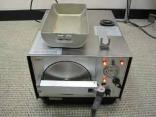 Harvey Chemiclave 5000 sterilizer autoclave