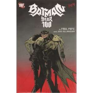 Batman Year 100 Number 1: Books