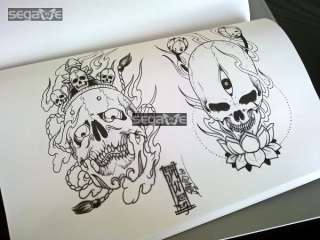 ITALY TRADITIONAL TATTOO SKETCH FLASH DESIGN ART BOOK