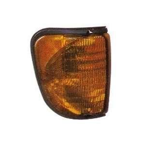 Ford Econoline Van Park/Side Marker Lamp Passenger Side
