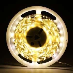 Warm White 5M 300 LED 3528 SMD Flexible DIY Strip Light Automotive