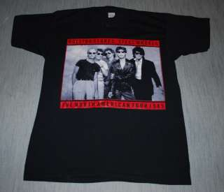 VTG ROLLING STONES NORTH AMERICAN TOUR SHIRT 1989 L
